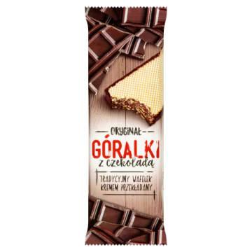 Wafelek czekoladowy - Góralki