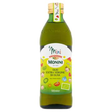 Oliwa z oliwek - Monini Il Mini. Pochodzi tylko z upraw ekologicznych, produkcja certyfikowana.