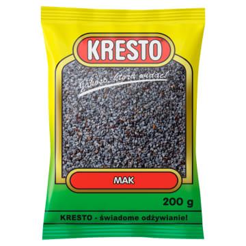 Mak Kresto jest niezastąpiony w każdej kuchni jako składnik domowych wypieków.