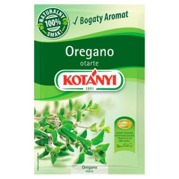 Oregano otarte 10g - Kotanyi. Wzbogaci smak wielu dań.