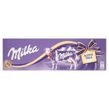 Czekolada mleczna 250g - Milka - doskonale mleczna