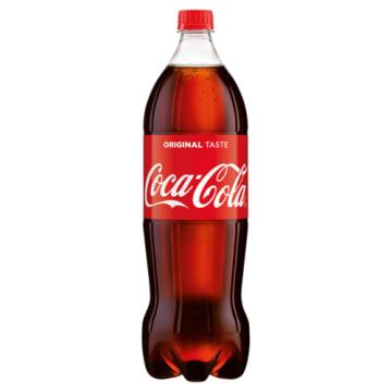 Napój gazowany 1500ml - Coca Cola