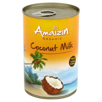AMAIZIN Coconut Milk - napój kokosowy (17% t³uszczu) BIO