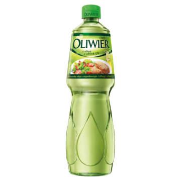 Olej rzepakowy z oliwą z oliwek - Oliwier
