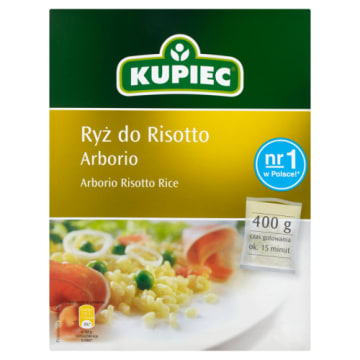 Ryż Arborio do risotto - Kupiec