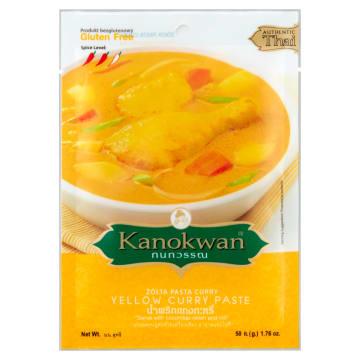 Pasta curry żółta - Kanokwan