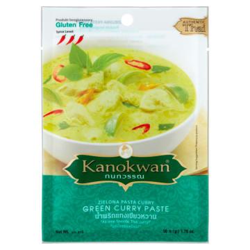 Pasta curry zielona - Kankowan