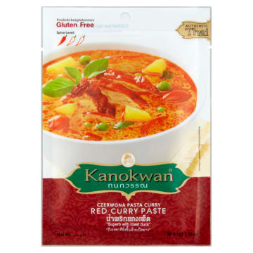 Pasta curry czerwona -Kanokwan