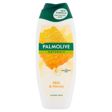Żel pod prysznic Mleko i Miód - Palmolive Naturals. Gwarancja fantastycznej konsystencji.