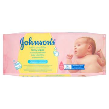 Chusteczki bezzapachowe- Johnsons Baby. Gwarancja bezpieczeństwa w pielęgnacji każdego maluszka.