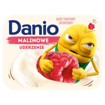 Danone – Serek malinowy Danio -