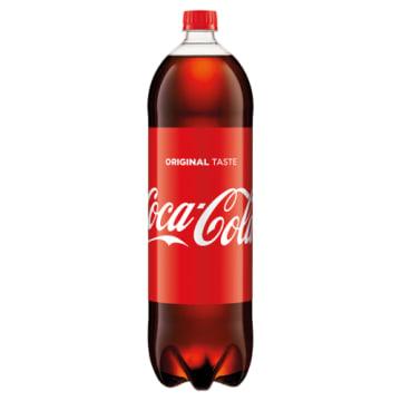 Coca-Cola - orzeźwiający, słodki napój gazowany