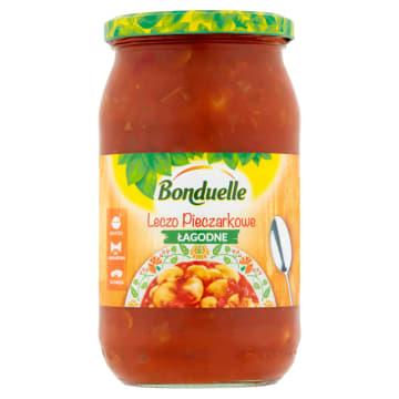 Bonduelle - Leczo pieczarkowe łagodne 800ml. Gwarancja najlepszego smaku.