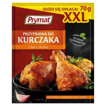 Prymat - Przyprawa do kurczaka XXL. Doskonały i wydajny mix przypraw do drobiu.
