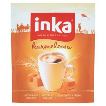 Kawa zbożowa rozpuszczalna Inka