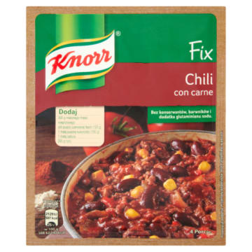 Fix Chili con carne - Knorr