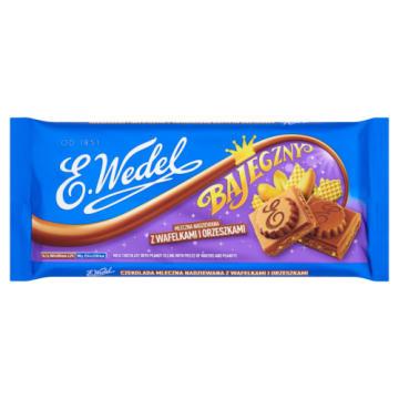 Wedel bajeczny - czekolada mleczna. Pyszna słodka pzrekąska.