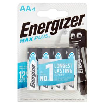 Baterie alkaiczne Maximum AA-LR6 – Energizer to produkt o długim czasie działania.