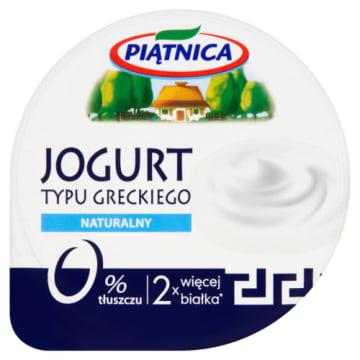 Naturalny, beztłuszczowy jogurt Piątnica – kwintesencja smaku i aromatu, korzystny wpływ na zdrowie.