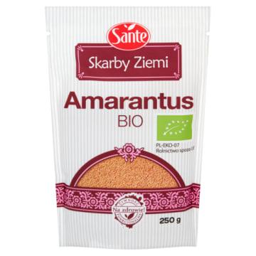 Amarantus-Sante Skarby Ziemi to źródo witamin i składników odżywczych.