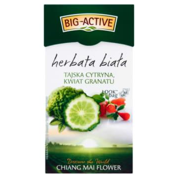 Herbata biała z tajską cytryną - Big Active