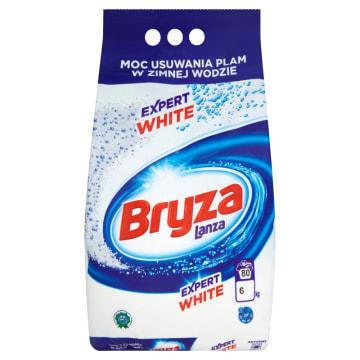 Proszek do prania tkanin białych - Bryza. Skutecznie czyści i chroni kolory białych taknin.