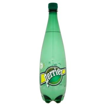 Woda mineralna naturalnie gazowana - Perrier. Ekskluzywna woda mineralna.