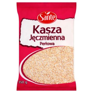Sante - Kasza jęczmienna perłowa. Pełna składników odżywczych kasza z ziarna jęczmienia.