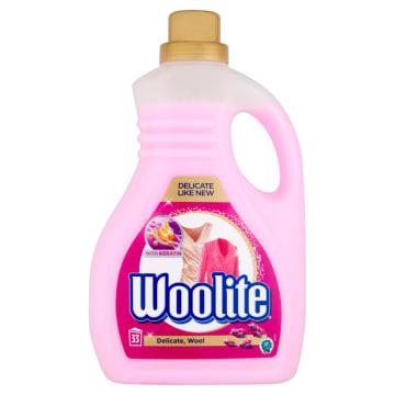 Woolite Perła Extra Delicate - płyn do tkanin. Chroni przed mechaceniem i kurczeniem ubrań.
