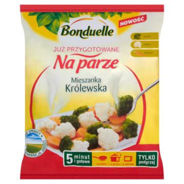 Mieszanka warzywna - BONDUELLE. Ciesz się smakiem i jakością warzyw.