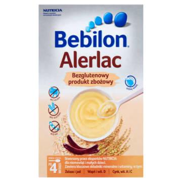 Alerlac - Bebilon to pyszny i zdrowy posiłek dla niemowląt.