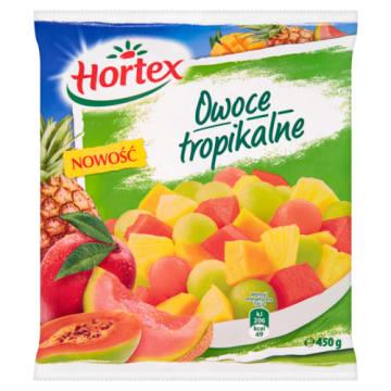 Mrożone owoce tropikalne - Hortex. Egzotycznie słodki smak przez cały rok!