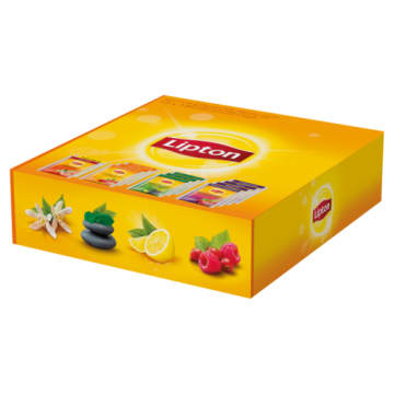 LIPTON Zestaw herbat 12x15 324g
