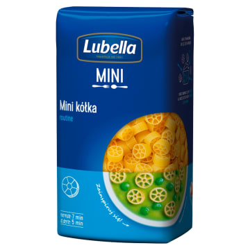 LUBELLA MINI Routine Makaron Mini kółka 400 g