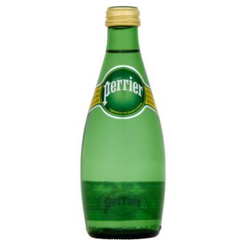 Woda mineralna - Perrier. Źródło orzeźwienia na upalne dni.