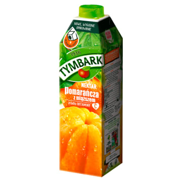 Pomarańcza sok 100% 1000ml - Tymbark