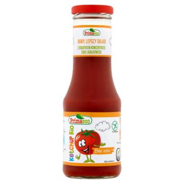 PRIMAECO Ketchup dla dzieci bez cukru BIO 315g