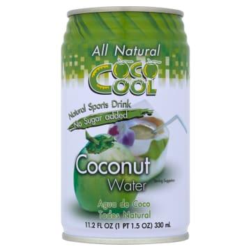 COCO COOL Woda kokosowa 330ml