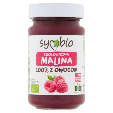 SYMBIO Malina 100% z owoców EKO 250g