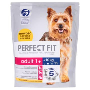 PERFECT FIT ADULT 1 Karma pełnoporcjowa dla dorosłych psów bogaty w kurczaka 1.4kg