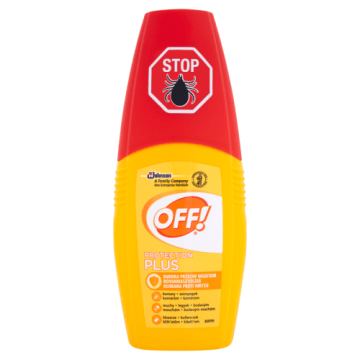 OFF Protection Plus Atomizer przeciw insektom 100 ml