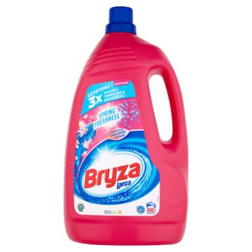 BRYZA Lanza Spring Freshness Żel do prania do tkanin kolorowych 3.96l