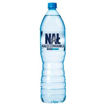 Niegazowana woda mineralna Nałęczowianka