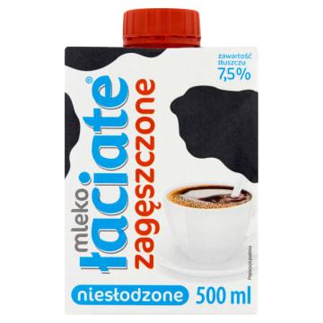 Mleko niesłodzone UHT - Łaciate