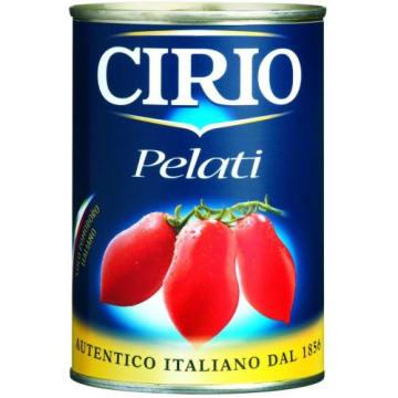 Pomidory bez skóry - Cirio