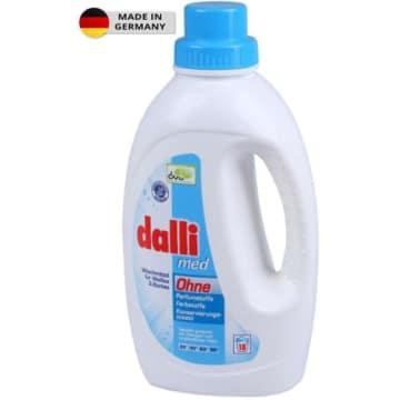 DALLI Med Niemiecki Płyn do prania 1.35l