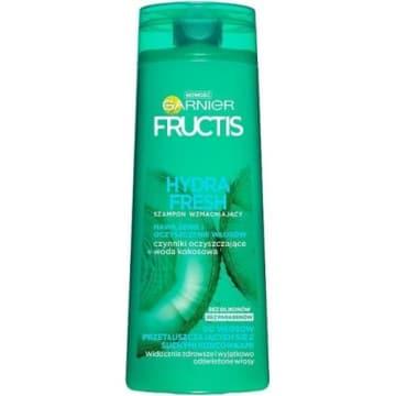 GARNIER FRUCTIS Hydra Fresh Szampon wzmacniający do włosów suchych 400ml