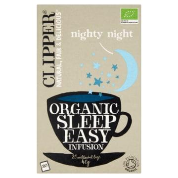 CLIPPER Herbata ułatwiająca zasypianie organiczna 20szt 1szt