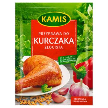 Przyprawa do kurczaka złocista - Kamis