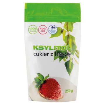 Cukier z brzozy - alternatywa dla zwykłego cukru - Ksylitol